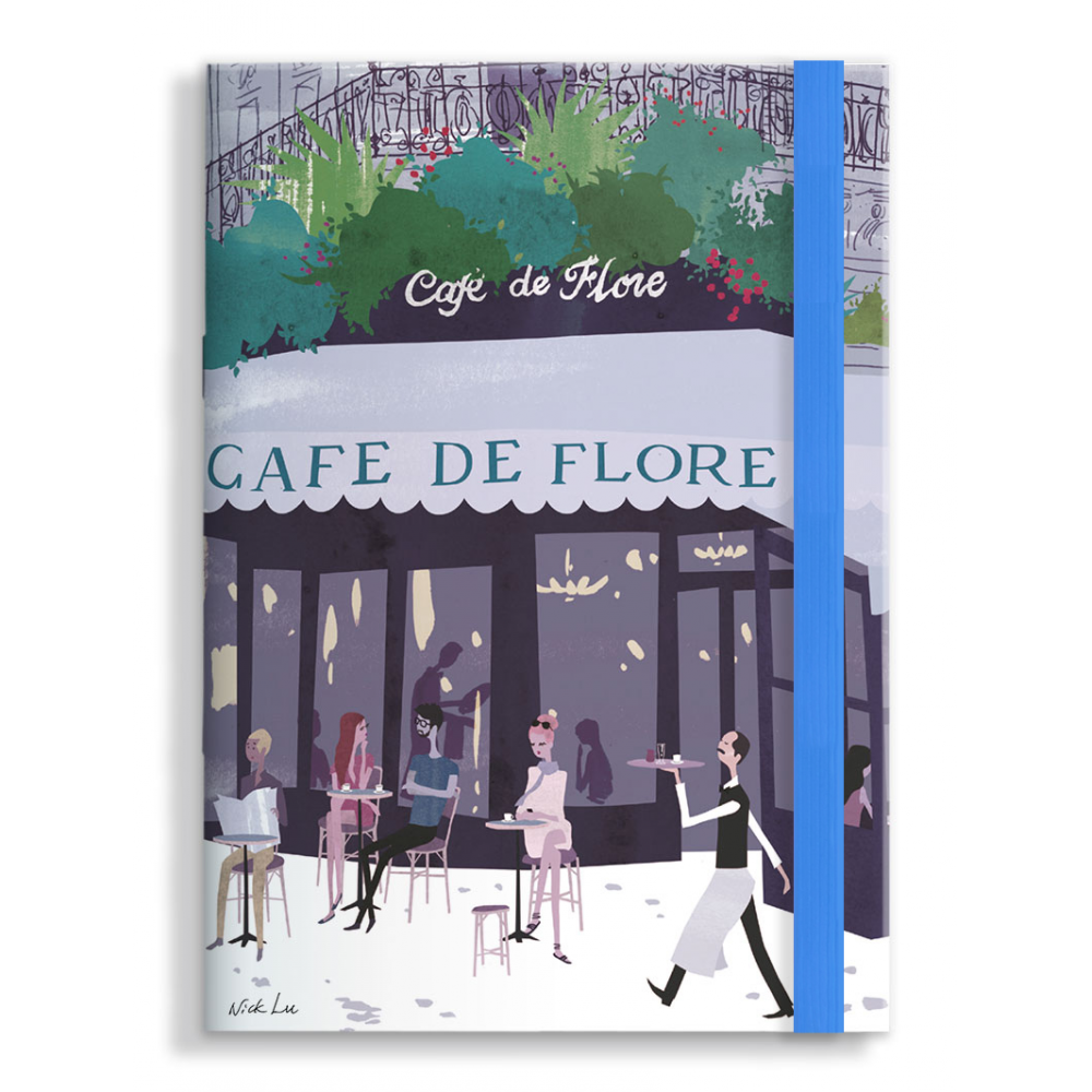 WLPP PARIS CAFE DE FLORE