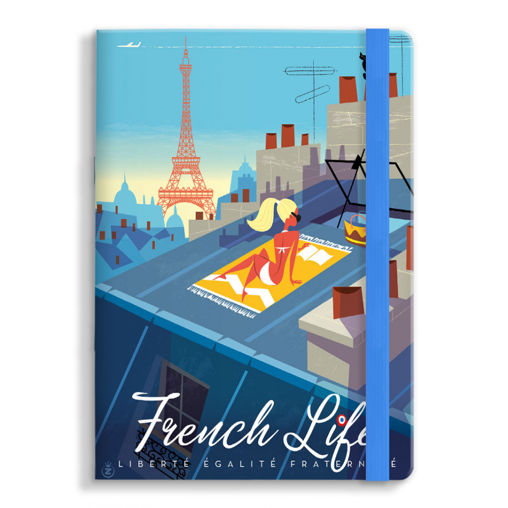 CArnet Monsieur Z French Life