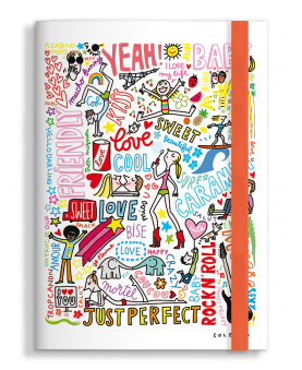 Notebook SOLEDAD GRAFFITIS
