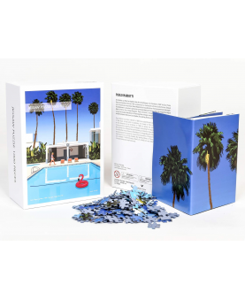 PRE ORDER AVAILABLE FROM 27 MAY 2021 - JIGSAW PUZZLE MARIOTTI PALM SPRING
