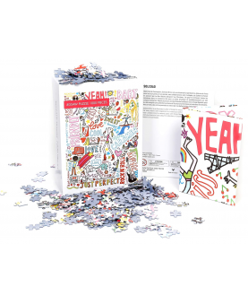 PRE ORDER - AVAILABLE FROM 05 MARCH 2021 JIGSAW PUZZLE GRAFFITIS