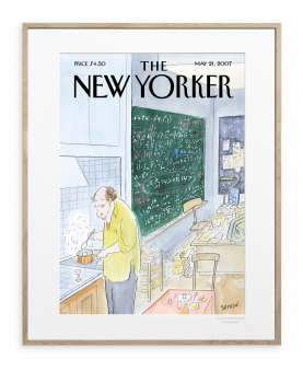 THE NEWYORKER 70 SEMPE SIMPLE PHYSICS 2007