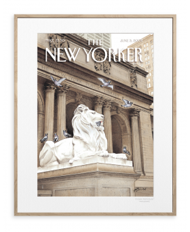 THE NEWYORKER 64 BLISS LIONS NYPL 2002
