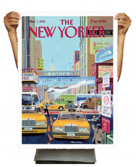 THE NEWYORKER 10 MCCALL TAXI