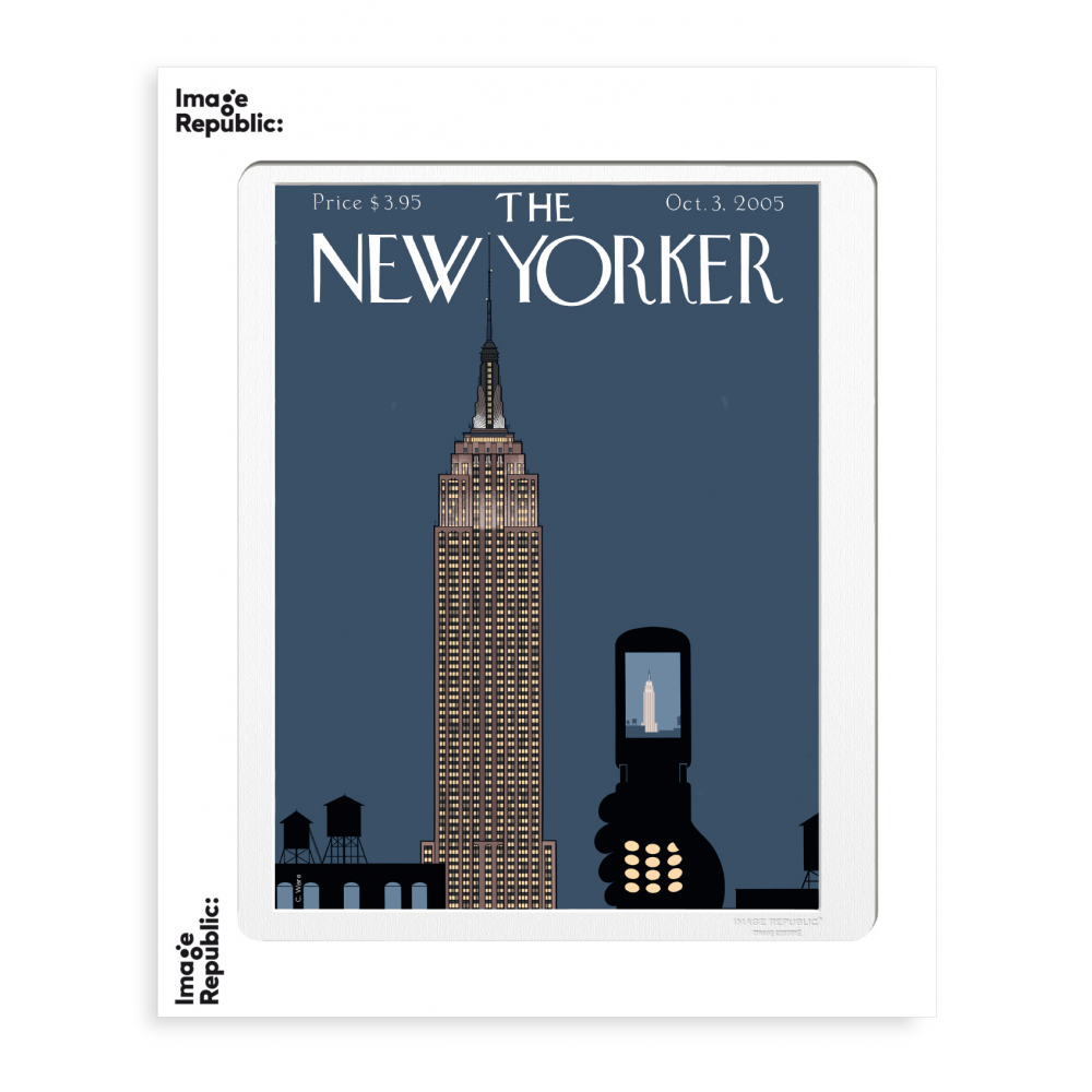 THE NEWYORKER 16 WARE