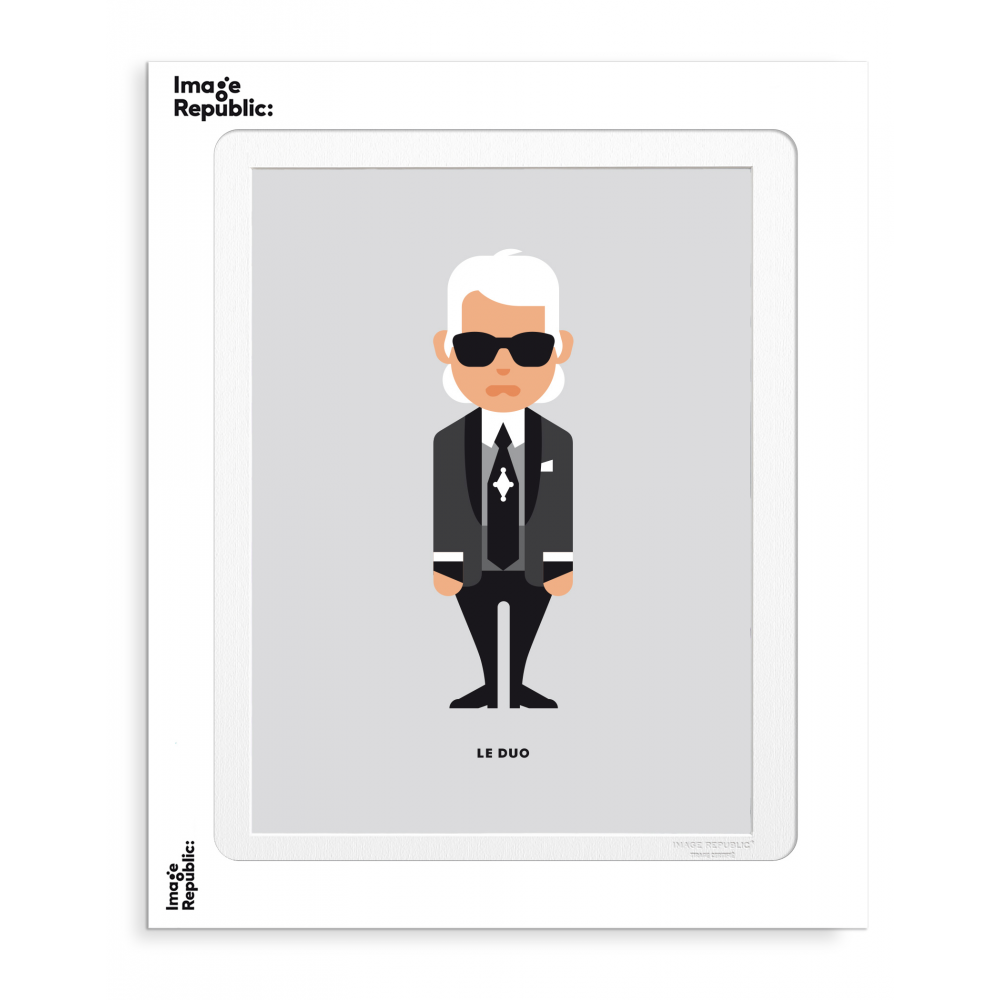 DUO SOLO KARL LAGERFELD